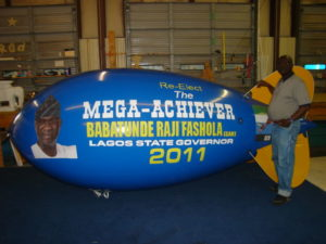 advertising blimps for sale and rent in Arizona